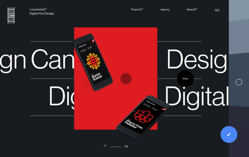 Locomotive Web Design