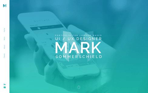 Mark Sommerschield Web Design