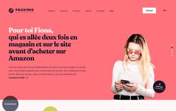 Proximis Web Design