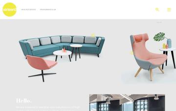 sixteen3 Web Design