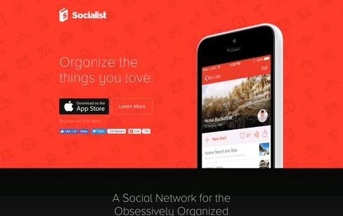Socialist Web Design
