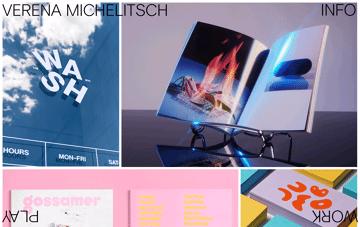 Verena Michelitsch Web Design