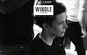 Windle London Web Design