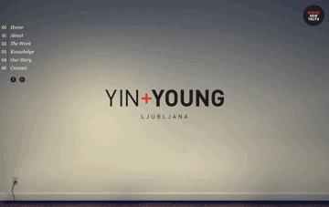 Yin + Young Web Design