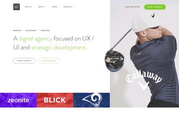 LLT Group Digital Agency Web Design