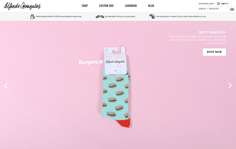 Alfredo Gonzales Web Design