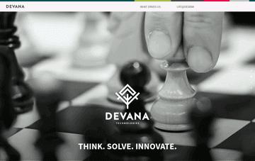 DEVANA Technologies Web Design
