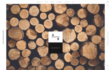 Guillaume Bouvet Artisan Menuisier Web Design