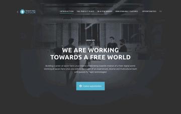 Savoir-faire Linux Web Design