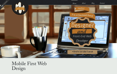 Mitchel  Wassler Web Design