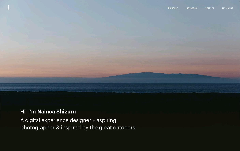 Nainoa Shizuru