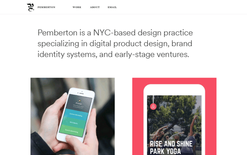 Pemberton Web Design
