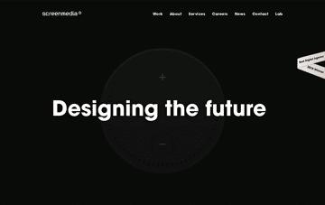 Screenmedia Web Design