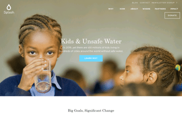 Splash Web Design