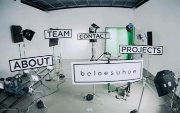 Beloesuhoe Production Web Design