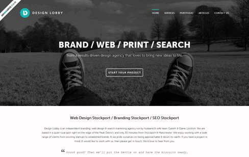 Design Lobby Web Design