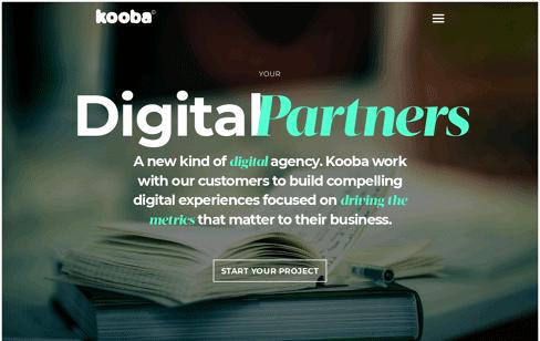 Web Design Kooba Web Design