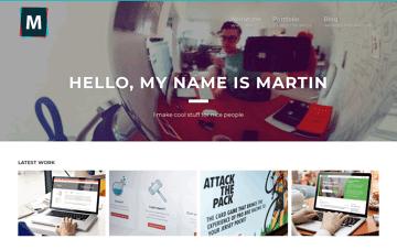 Martin Wright Web Design