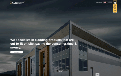 AL13 Web Design
