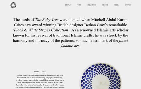 The Ruby Tree Web Design