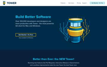 Tower  Web Design