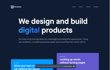Strakzat Web Design