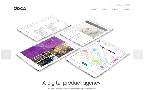 Doc4 Design Web Design