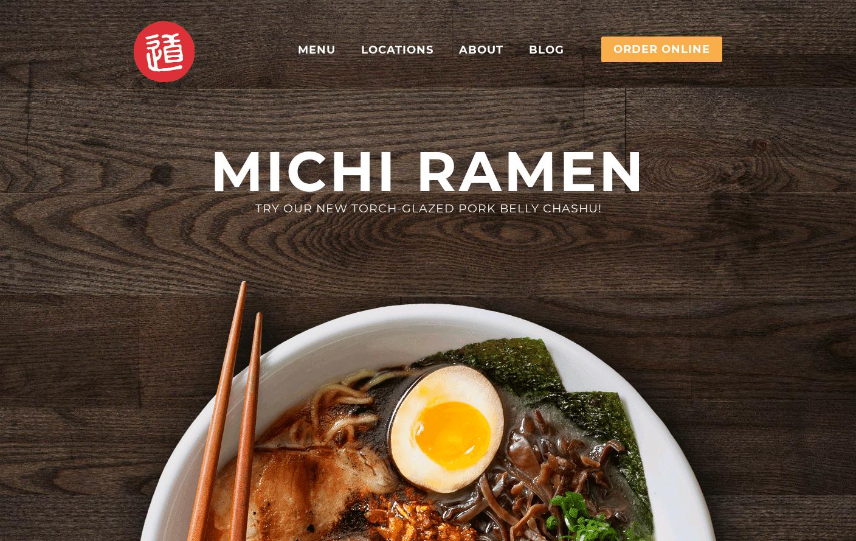 Michi Ramen