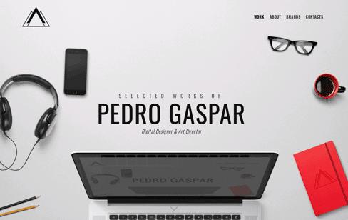 Pedro Gaspar Web Design