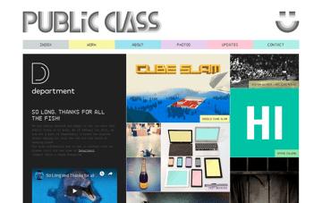 Public Class      Web Design