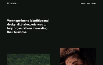 Basilico Digital Agency Web Design