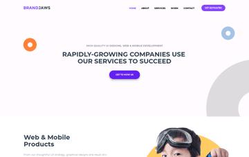 BrandJaws Web Design