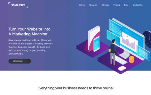 StableWP Web Design
