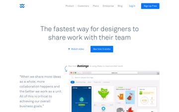 Wake Collaboration & Feedback for Teams Web Design