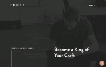 FHOKE Web Design