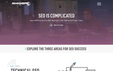 SearchRPM Web Design