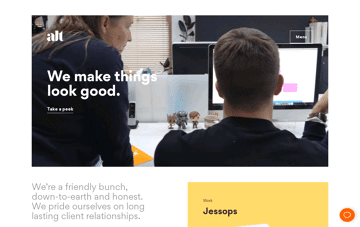Alt Design Web Design