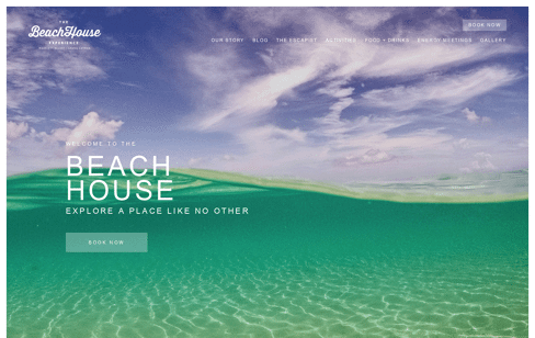 Marriott Grand Cayman Web Design