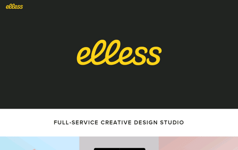 Elless Design Web Design