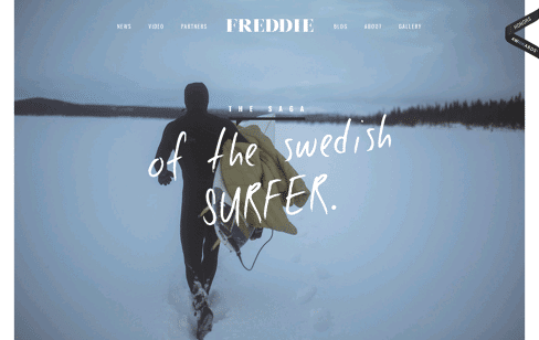 Freddie Meadows Web Design