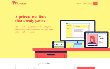 Soverin Web Design