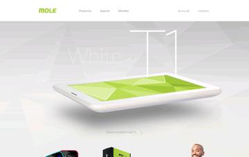 MOLE Web Design