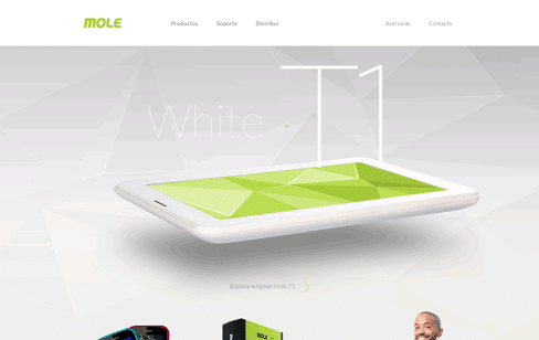 MOLE Web Design