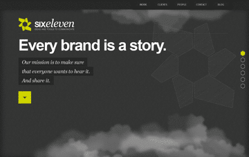 sixeleven Web Design