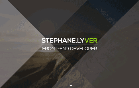 Stephane Lyver Web Design