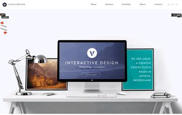 Visuo Design Web Design