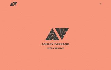 Ashley Farrand Web Design
