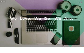 Oranjuice Entertainment Web Design