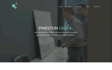 Pinkston Digital Web Design
