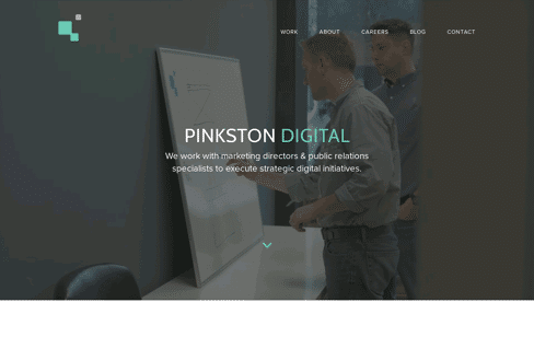 Pinkston Digital Web Design